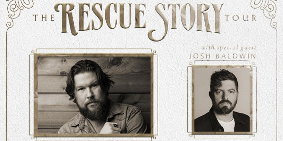 Zach Williams The Rescue Story Tour with Josh Baldwin
