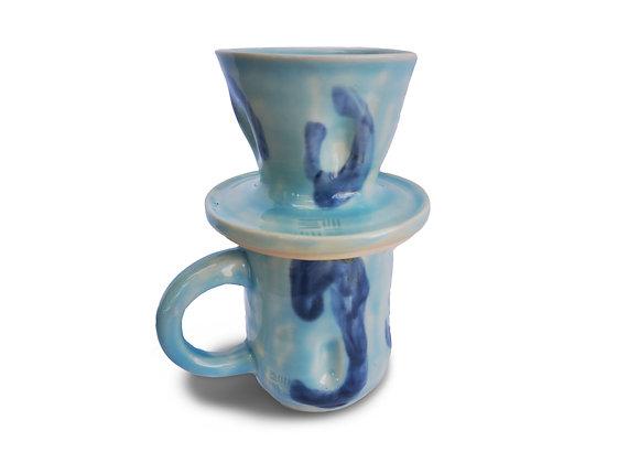 Oceanus   Pour-Over Coffee Maker