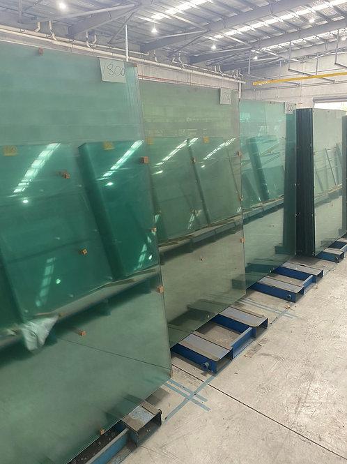 Semi-Frameless Pool Fencing Glass