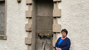 Local MSP Rona Mackay concerned on fate of historic Huntershill House