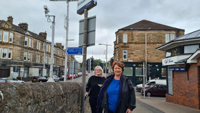 MAJOR CONSULTATION LAUNCHES BISHOPBRIGGS TOWN CENTRE ACTION PLAN