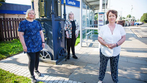 PEAK SERVICES NEEDED FOR LENZIE STATION