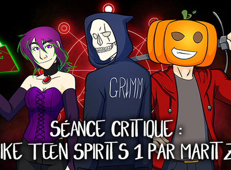 Chronique de Dwells like Teen Spirits – Volume 1
