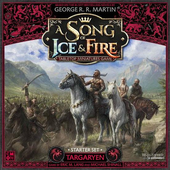 Song of Ice and Fire. Targaryen Starter Set