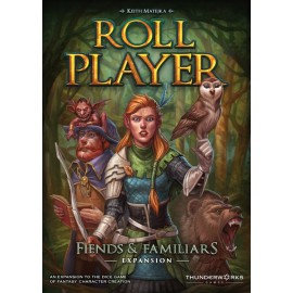 Roll Player exp: Friends & Familiars