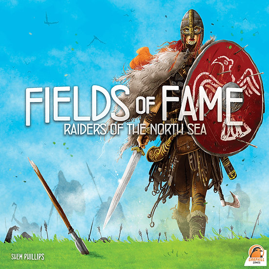 Raiders of the North Sea. Fields of Fame