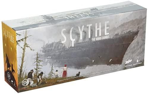 Scythe. The wind Gambit