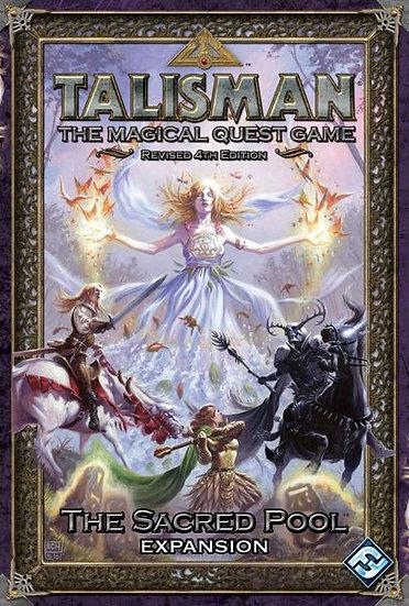 Talisman. The Sacred Pool