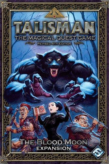 Talisman- The Blood Moon