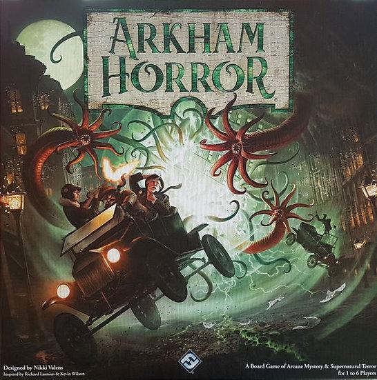 Arkham Horror(3RD edition)