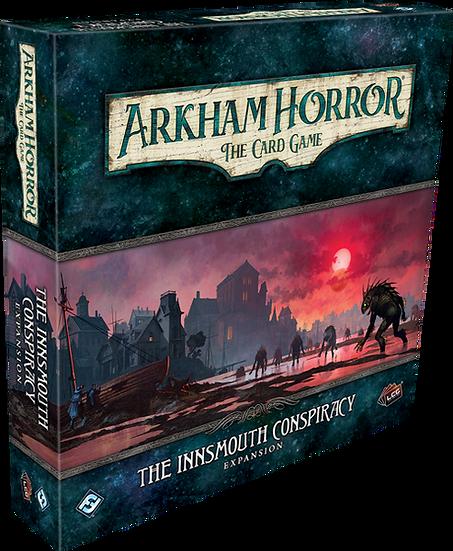 The Innsmouth Conspiracy Arkham Horror LCG Exp