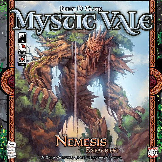 Mystic Vale. Nemesis