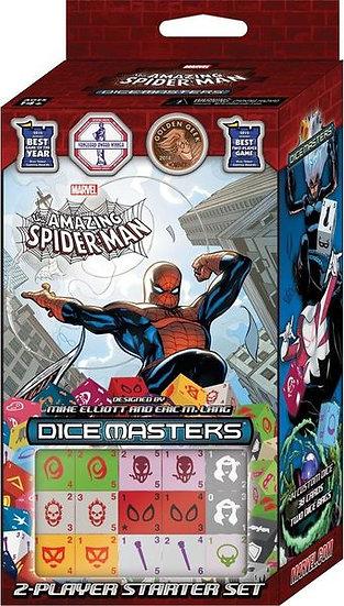 Dice Master Amazing Spider-man starter