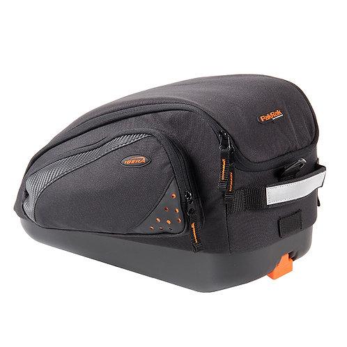 Sacoche sur porte bagage universel 15 litres