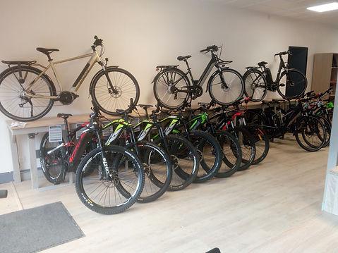 Votre magasin expert du vélo à assistance électrique VAE sur besançon