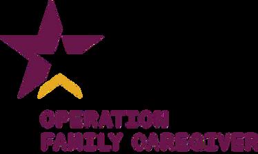 Operation Family Caregiver Logo
