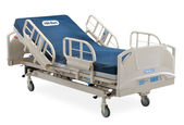 Commerical-grade hospital bed