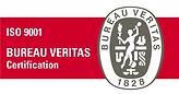 Bureau Veritas ISO 9001 Certification Logo