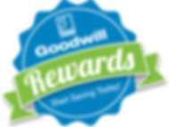 Goodwill Rewards Logo