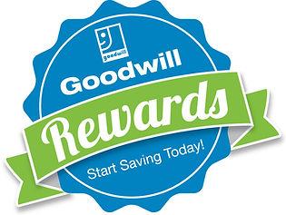 Goodwill Rewards Logo