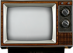 Vintage CRT TV