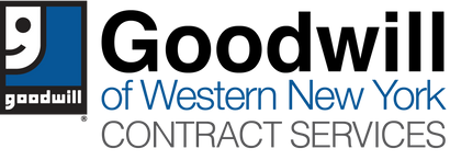 Goodwill of Western New York Contract Services Logo