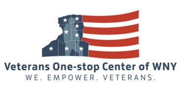 Veteran's One-Stop Center of Western New York Logo