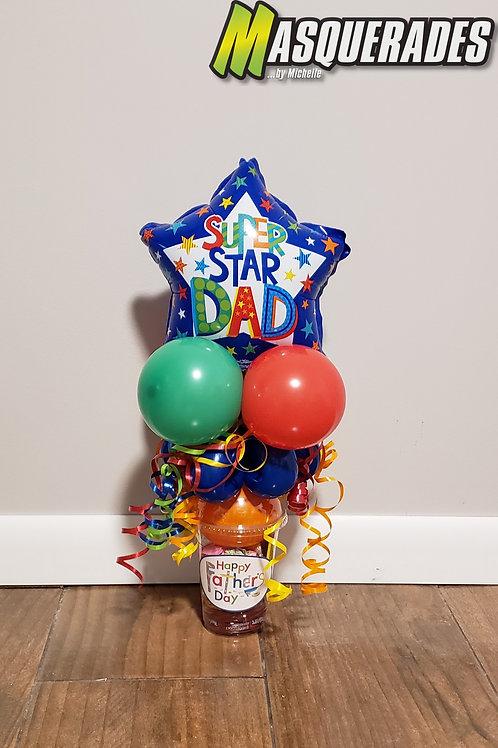 Fathers Day / Birthday Super Star
