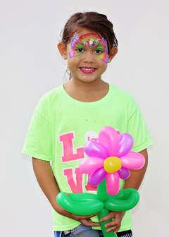 Balloon Flower 1