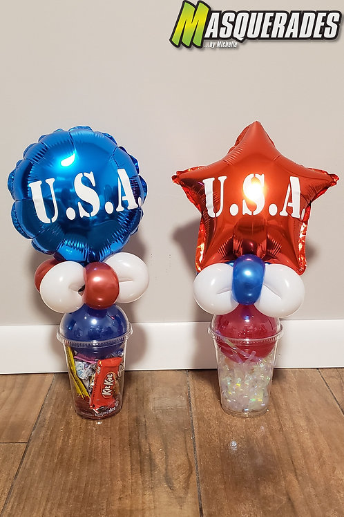 USA B-Day Variety