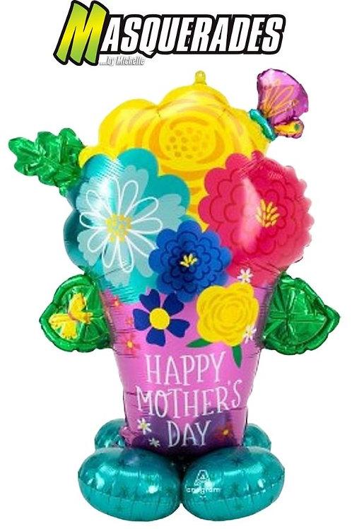 XXL Mother's Day Foil Bouquet