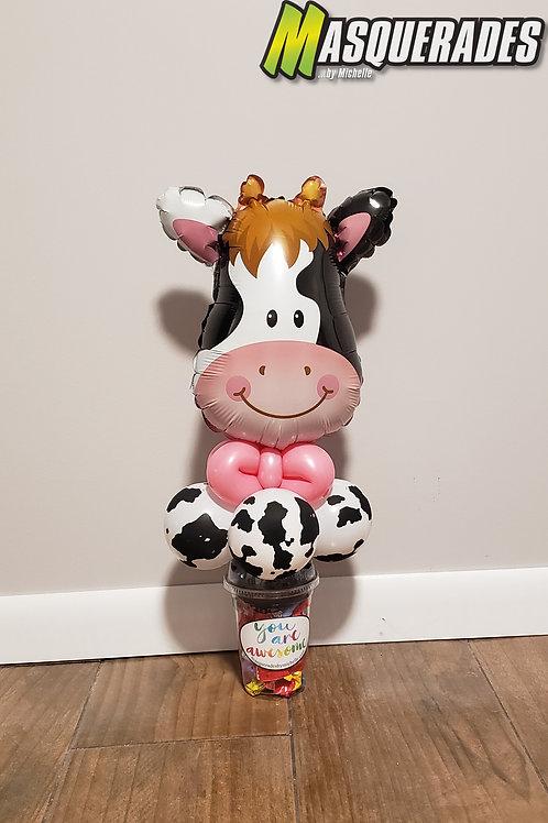 Foil Cow