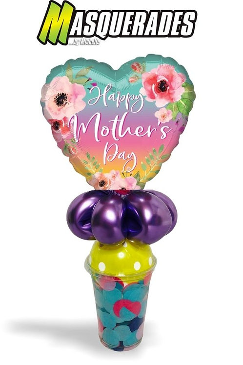 Mother's Day Candy Cup