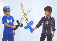 Balloon Sword 2
