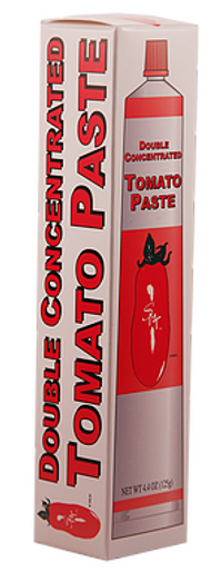 Double Concentrated Tomato Paste - 4.4 o