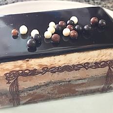 3 Mousse Choco Cake