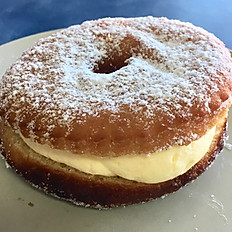 Butter Cream Brioche Donut