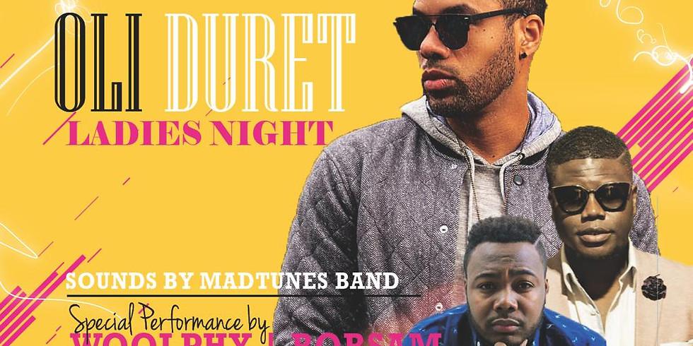 Ladies  Night Unplugged with Oli Duret (1)