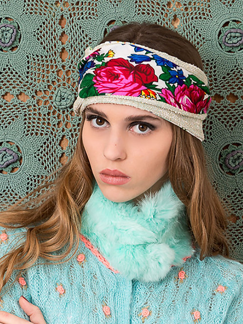 Tzigane mint headband