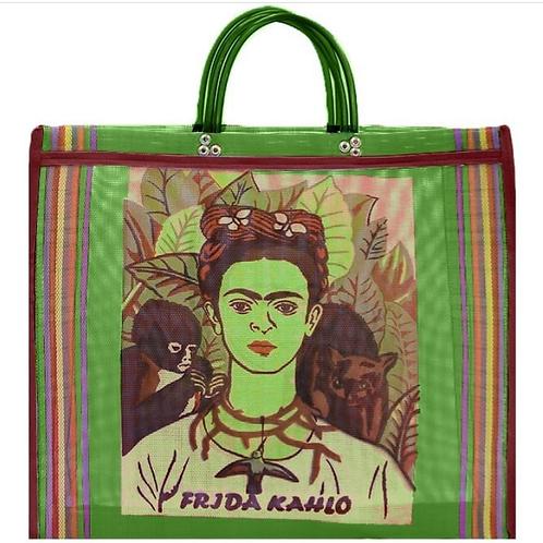 Cabas Frida vert