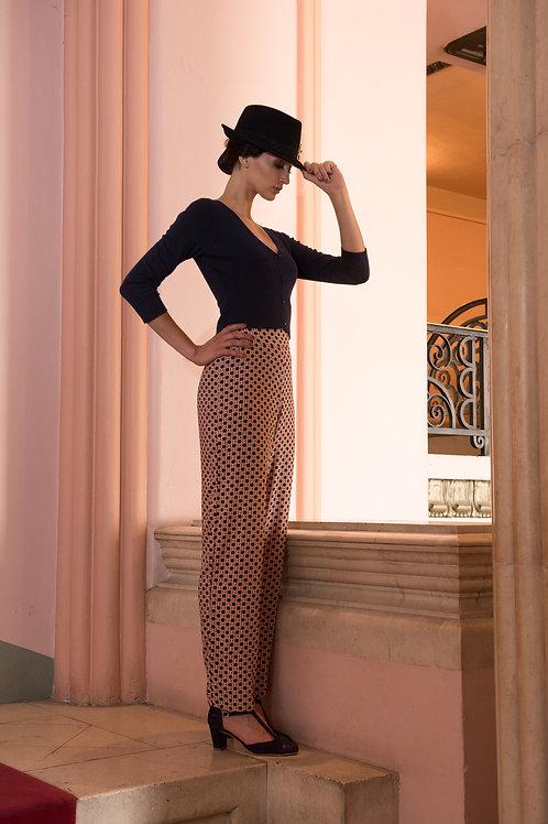 Pantalon Suzie maillon