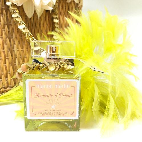 """Parfum Oud Santal """"Souvenir d'Orient"""""""