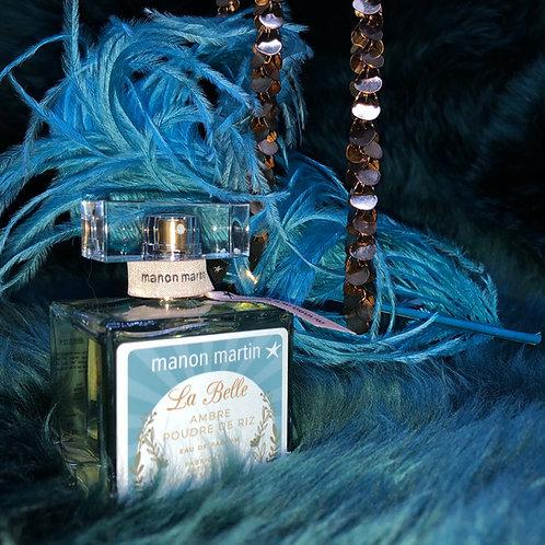 """Parfum Ambre Poudre de riz"""" La Belle"""""""