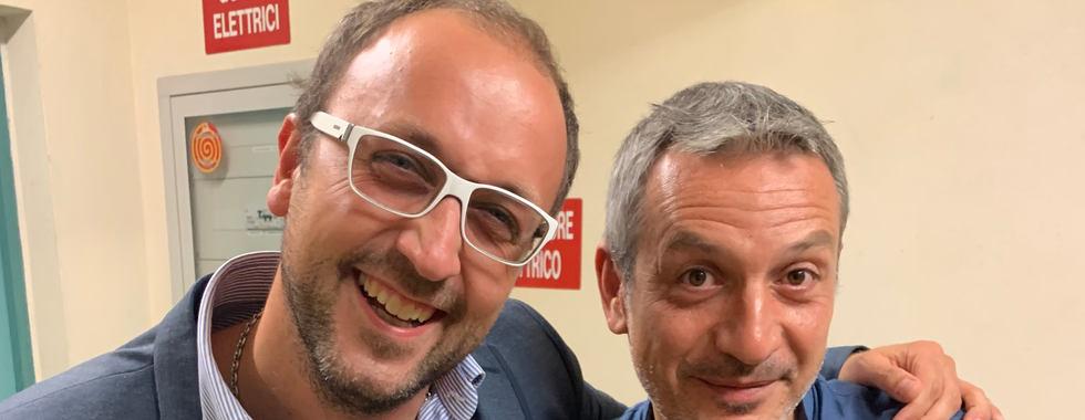 with Nico Gori
