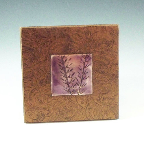 Small Frame - Bamboo - Purple