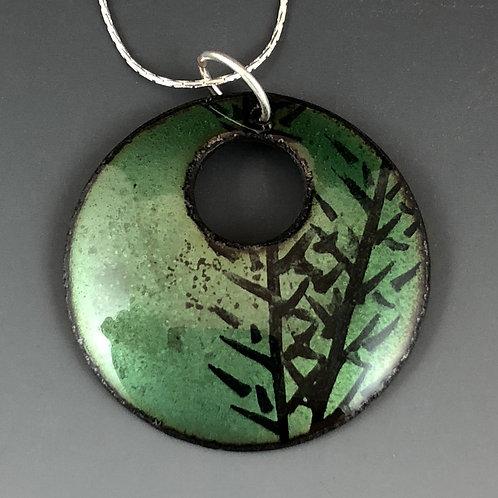 Circle of Life - Bamboo green