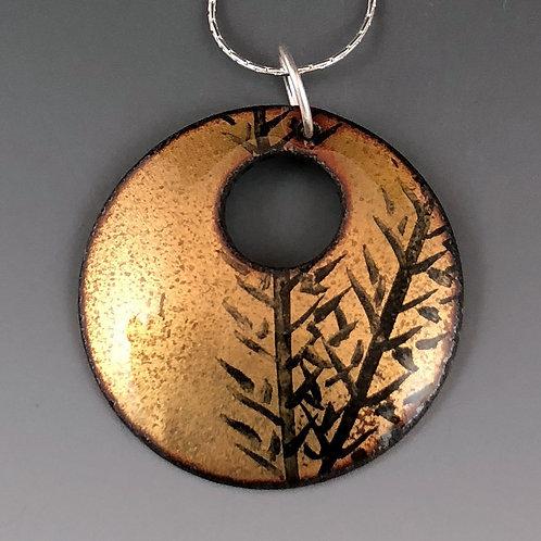 Circle of Life - Bamboo Golden