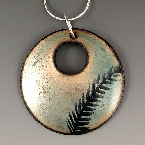 Circle of Life - Feather Light Turquoise