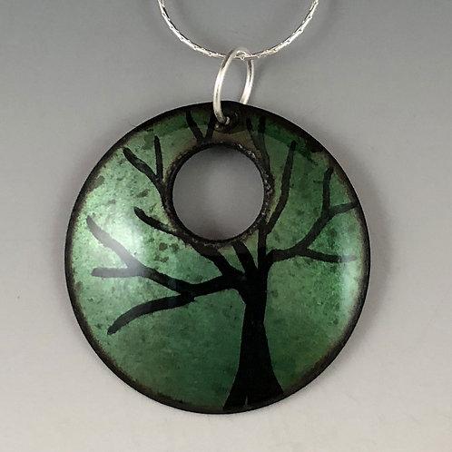 Circle of Life - Tree of Life Green