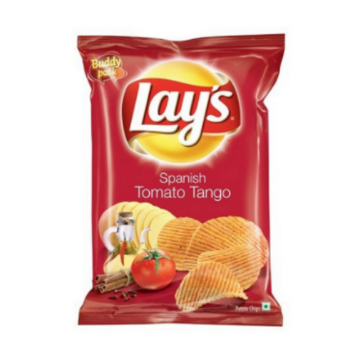 Lays Spanish Tomato Tango Chips, 42 gm